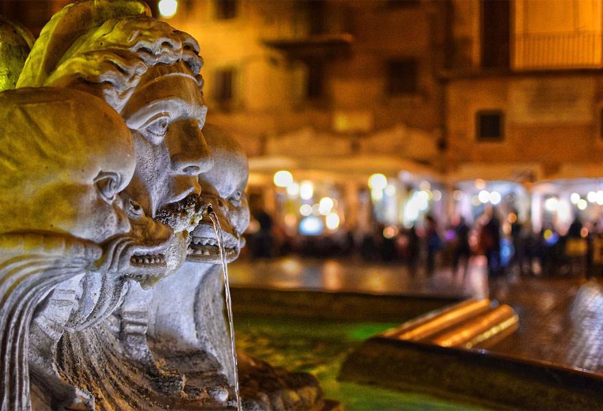 Accueil Rome