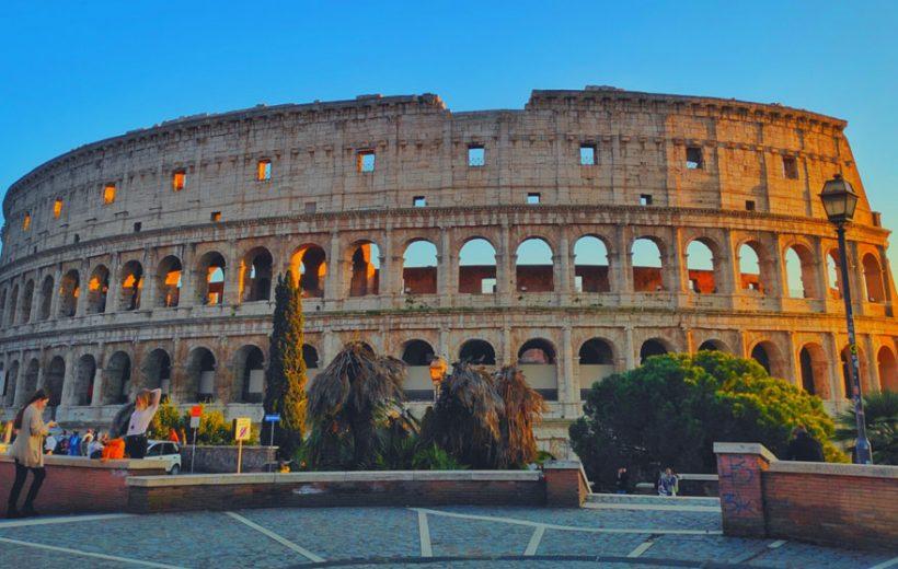 Colisée, Visite guidée (1h30) avec accès au Forum et au Palatin