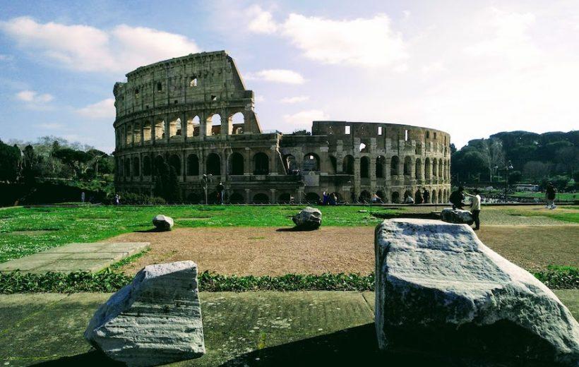 Visite guidée Colisée / Forum / Palatin (3h)