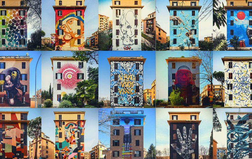 Street Art Tour Tor Marancia