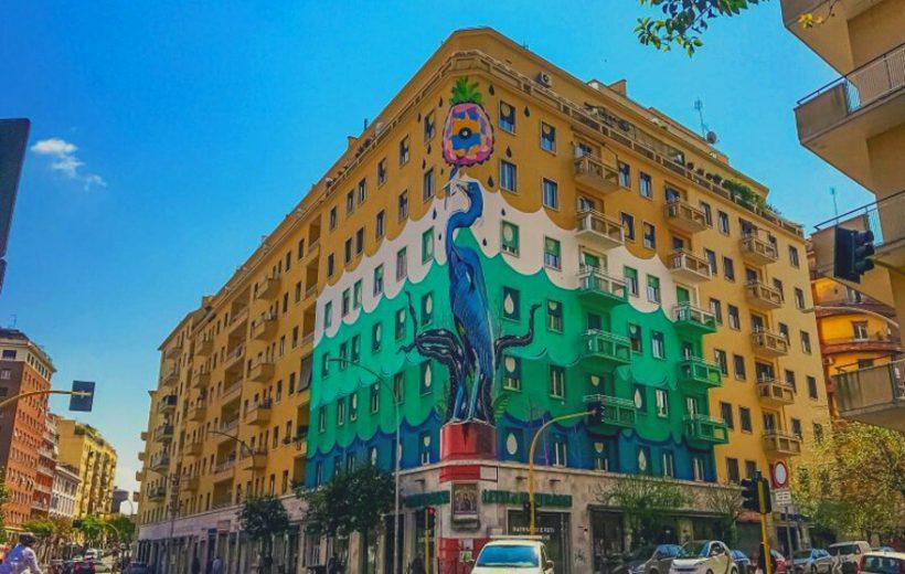 Street Art Tour à Ostiense & Testaccio