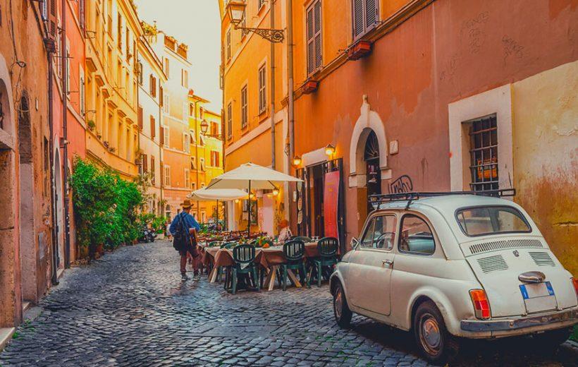 Découvrez Trastevere et le mont Janicule
