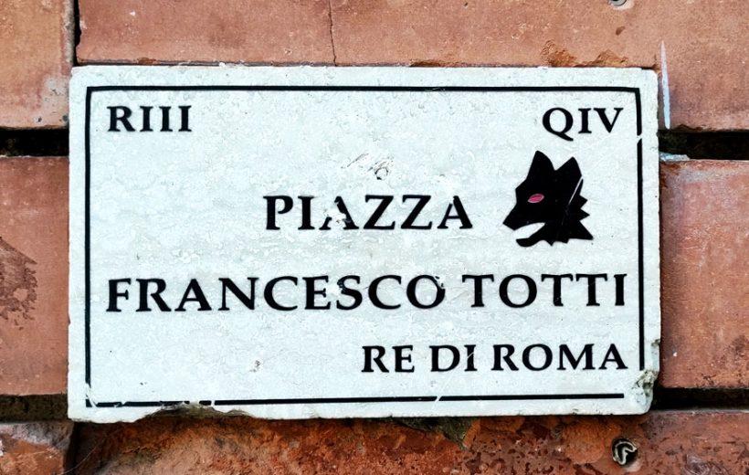 Sur les traces de Francesco, Giallorosso Tour