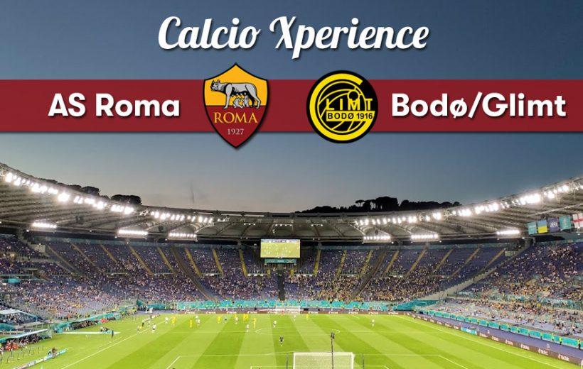 AS Roma / Bodø Glimt le 04/11/21 - Calcio Xperience