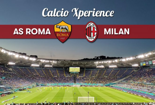 AS Roma Milan